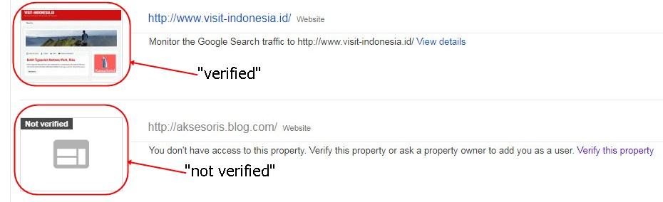 verified site
