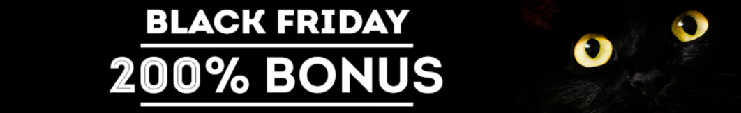200% Black Friday Bonus – FXCL