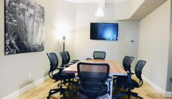 Meeting Room at Select Office Suites | Chelsea - pickspace.com