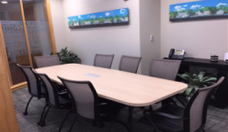Meeting Room at Launch Workplaces | Edgewater - pickspace.com