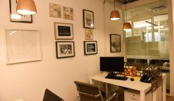 Private Office at Urban Place | Migdal Shalom - pickspace.com