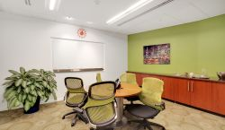 Meeting Room at Carr Workplaces | Midtown - pickspace.com