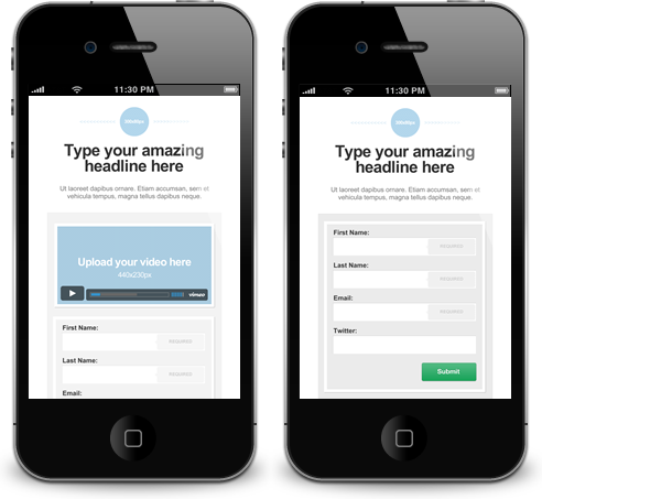 Creating High Converting Mobile Landing Pages 22