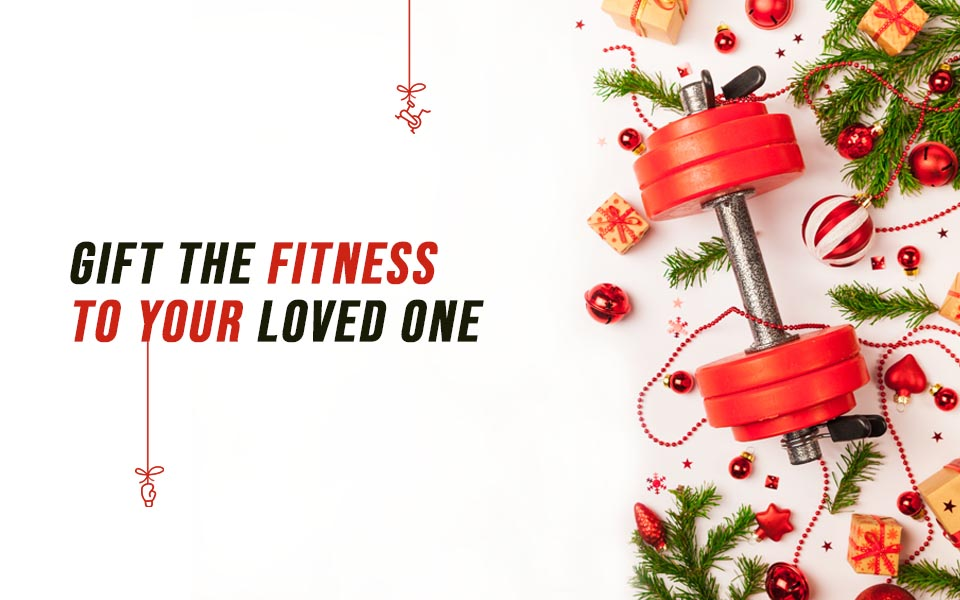 GIFT THE FITNESS ACCESSORIES