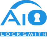 All in One Locksmith Transparent Logo