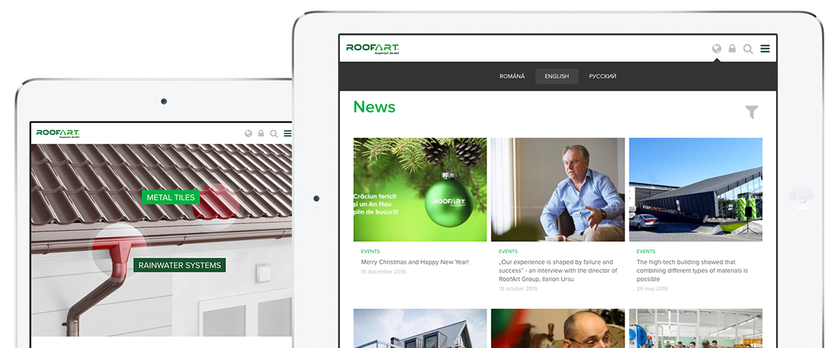 Design and development of this website was a big but interesting challenge for AMIGO.