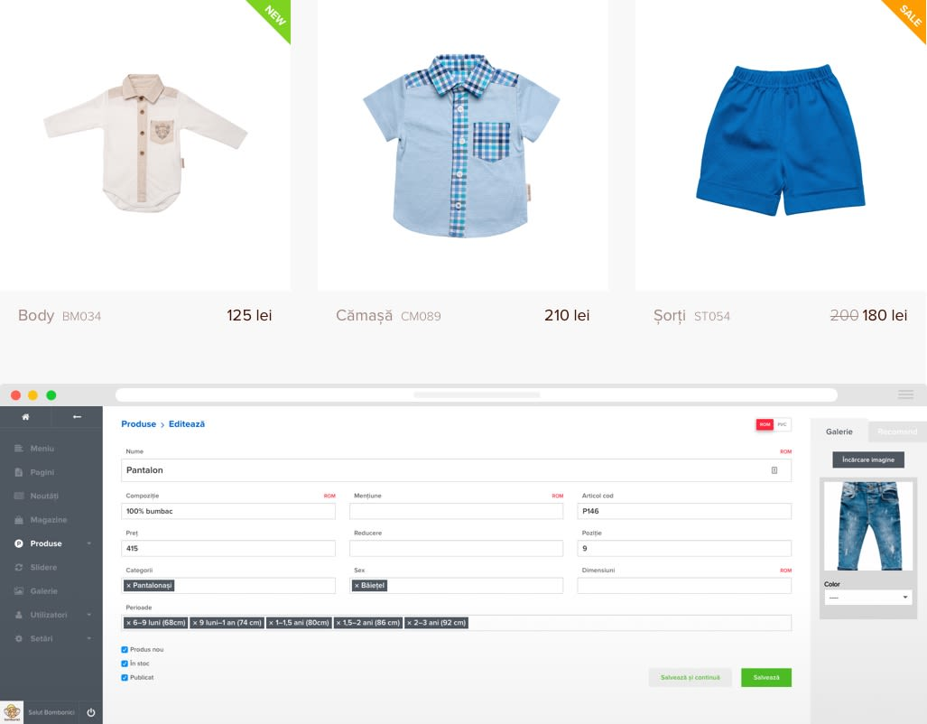 E-commerce tools made easy