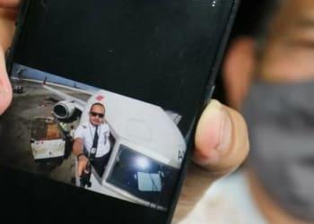 Foto Fadly Satrianto yang menjadi salah satu korban kecelakaan pesawat Sriwijaya Air SJ-182