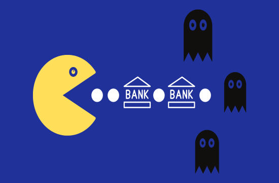 Why Bank Consolidation Fervor Continues