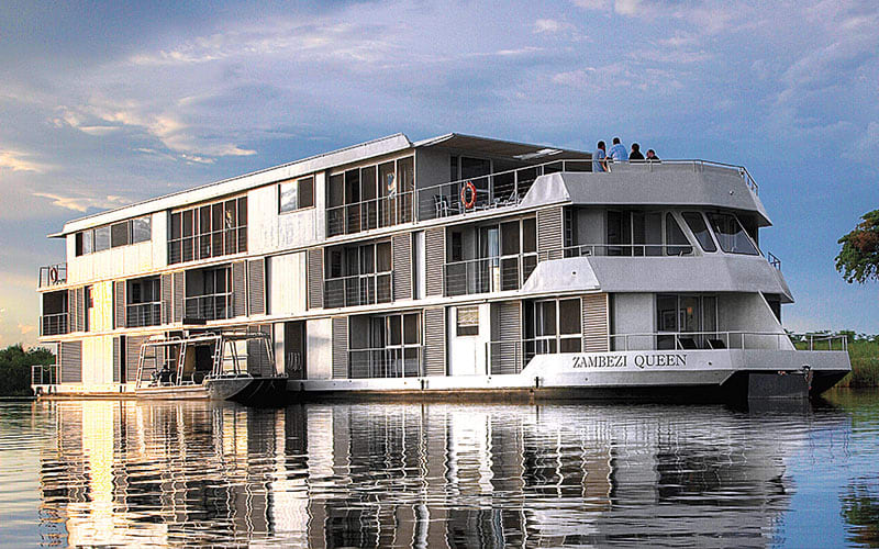 Zambezi Queen Exterior - AmaWaterways