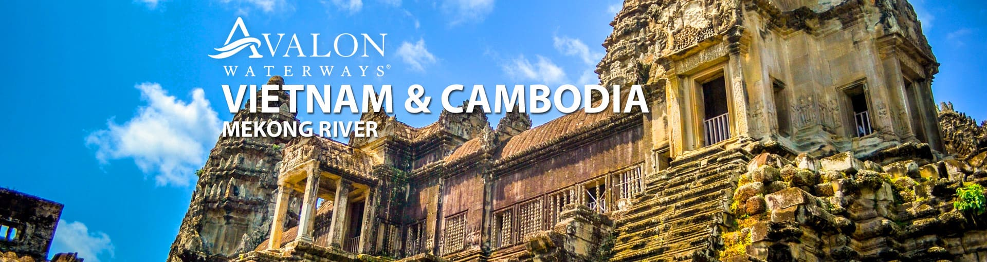 Avalon Waterways River Cruises to Vietnam and Cambodia
