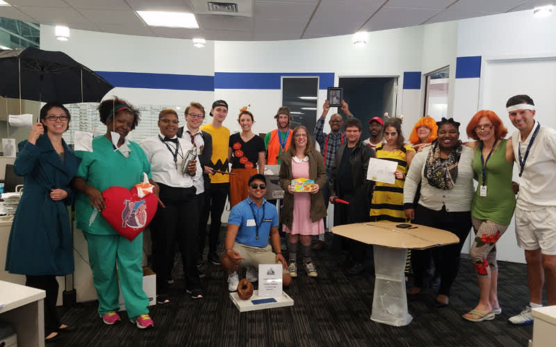 Halloween at The Cruise Web
