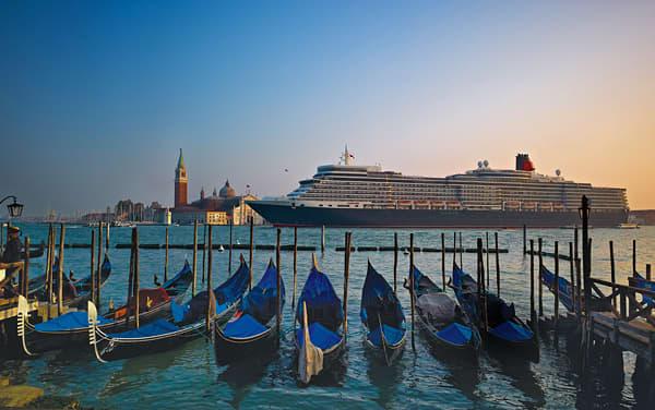 Cunard Line - Mediterranean