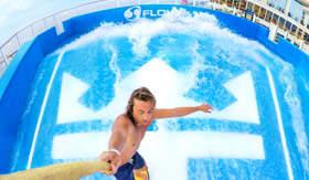 FlowRider Aboard Odyssey of the Seas