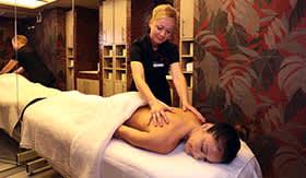 Massage and Hair Salon aboard AmaBella