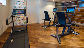 Fitness Room aboard AmaCello