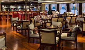 Saigon Lounge aboard AmaDara