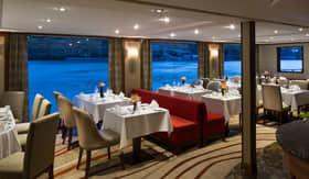 Main Restaurant aboard AmaDouro