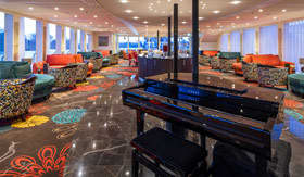 Main Lounge aboard AmaKristina