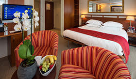 Luxurious Staterooms aboard AmaLyra