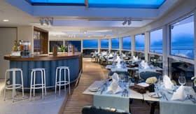 Al Fresco Restaurant aboard AmaMagna