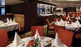 Main Restaurant aboard AmaPrima