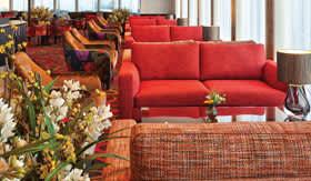 Main Lounge aboard AmaReina