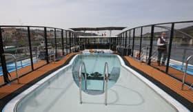 Sun Deck aboard AmaReina