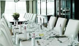 The Chef's Table aboard AmaVerde