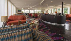 Main Lounge aboard AmaViola