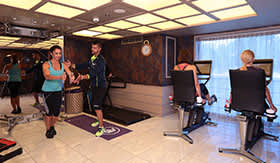 Fitness Room on AmaWaterways