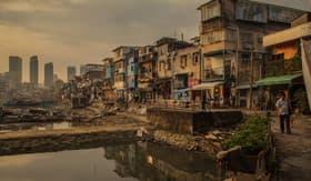 Dhavari Slum