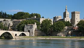 Avalon Waterways Avignon Palace of the Popes