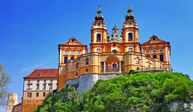 Avalon Waterways Benedictine Abbey Melk Austria