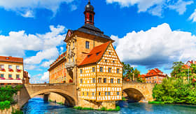 Avalon Waterways city hall Bamberg Germany