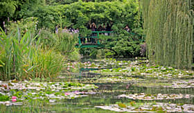 Avalon Waterways Giverny gardens