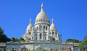 Avalon Waterways Paris Sacre Coeur