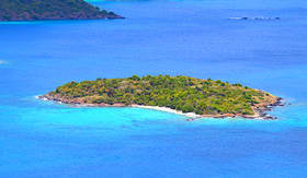 Azamara Club Cruises Henley Cay US Virgin Islands