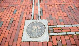 Azamara Club Cruise Freedom Trail in Boston, Massachusetts