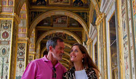 Azamara Club Cruises inside the Hermitage Museum