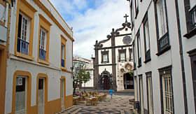Azamara Club Cruises Ponta Delgada Portugal