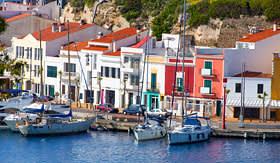 Azamara Club Cruises Port Mahon Balearic Islands Spain