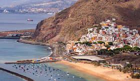 Azamara Club Cruises San Andres Tenerife Canary Islands