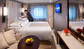 Azamara Club Oceanview stateroom