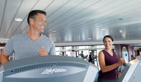 Azamara spa fitness Fitness Center