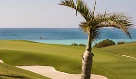 Bermuda golf course