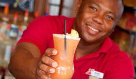 Carnival Red Frog Rum Bar