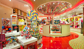 Carnival Dream Cherry on Top Candy Store