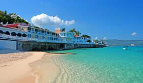 Carnival Cruise Lines Doctors Cave bathing club Montego Bay Jamacia