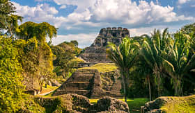 Carnival Cruise Lines Xunantunich Mayan Ruins